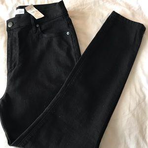 Loft Modern Skinny High Waist Skinny Ankle Jeans